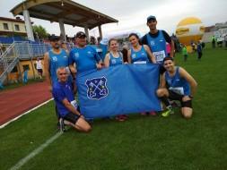Kolejne zawody z udziałem naszych biegaczy
