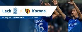 Wygraj bilet na mecz Lecha z Koroną!